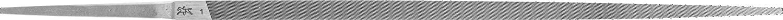 PFERD 12855 Precision Machinist Square File, Swiss Pattern, Cut 1, 5/16