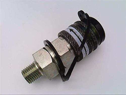 CEJN 101161469 1/4IN NPT Male, Flat FACE, Ultra HIGH Pressure, Hydraulic Coupling, NB