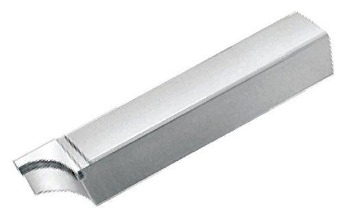 Micro 100 RAD-9 Brazed Tool, Right Hand Square Shank Diameter, Concave Radius