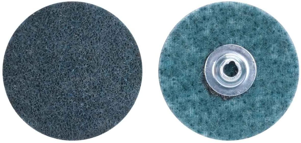Norton 66254482337 2 in. Bear-Tex Non-Woven Discs, Very Fine, 50 pack