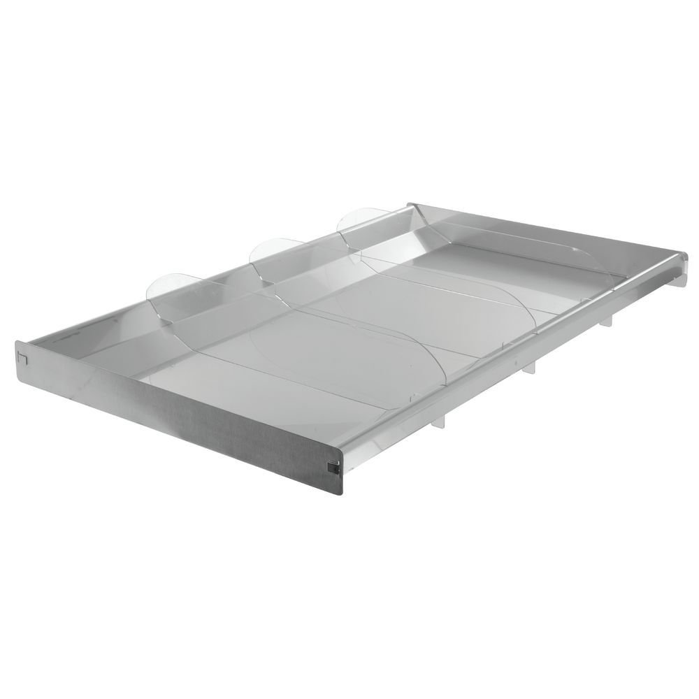 Seafood Merchandising Tray Reversible Stainless Steel - 28 1/2