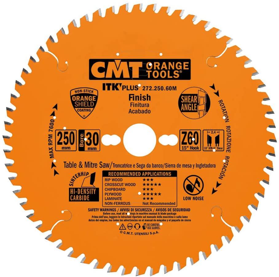 CMT 272.250.60M Saw Blade