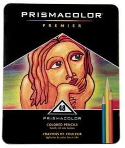 PRISMA PENC PROF SET/48 Drafting, Engineering, Art (General Catalog)