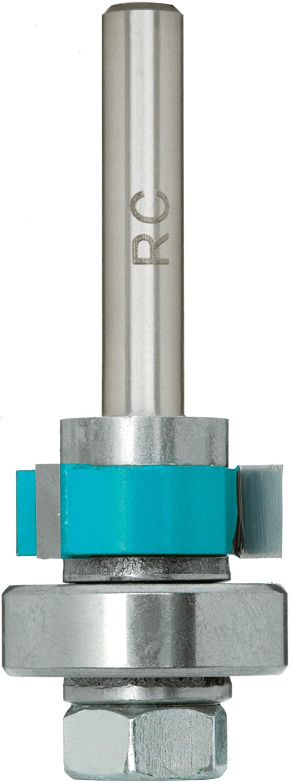 Roman Carbide DC1089 Flush Trim, 1/4-Inch Shank