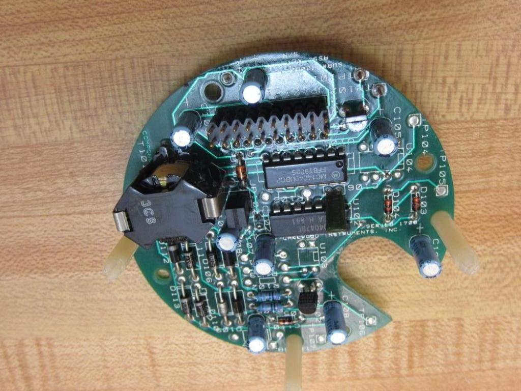 Lakewood Instruments 3417201 Circuit Board