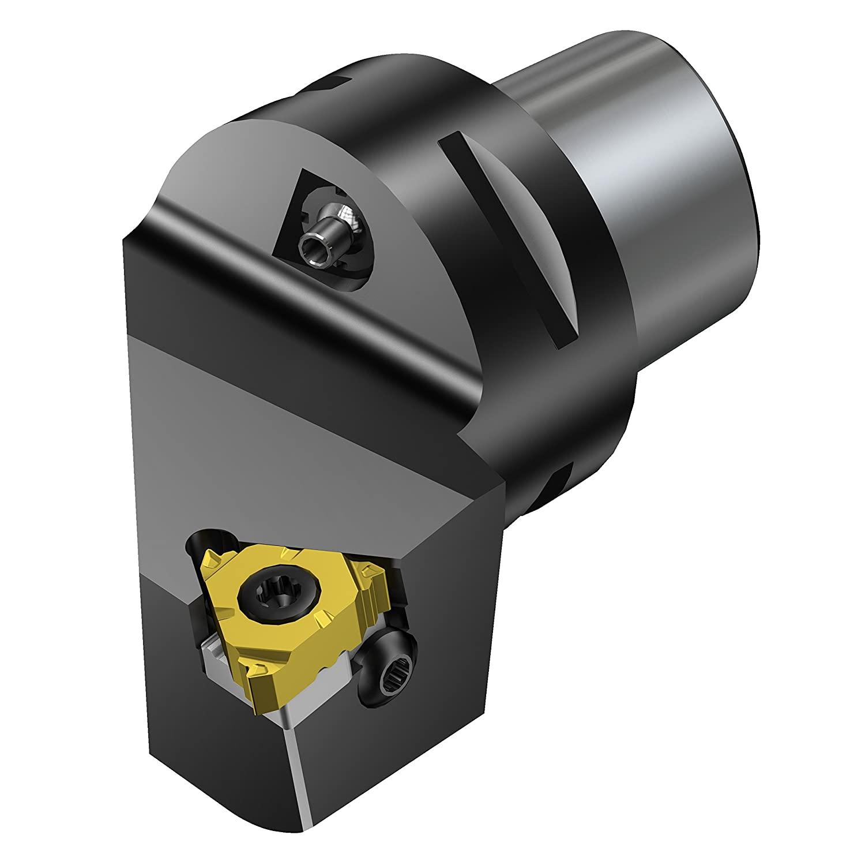 Sandvik Coromant, C3-266RFG-22040-16, Steel CoroThread 266 Cutting Unit for Thread Turning, Right Hand Cut, with Coolant, iLock Interface