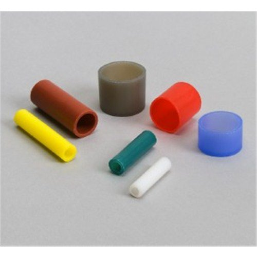 TapeCase Rusty, Silicone Flat Caps, 0.355in ID x 1.500in L - 500 (Units/Package)