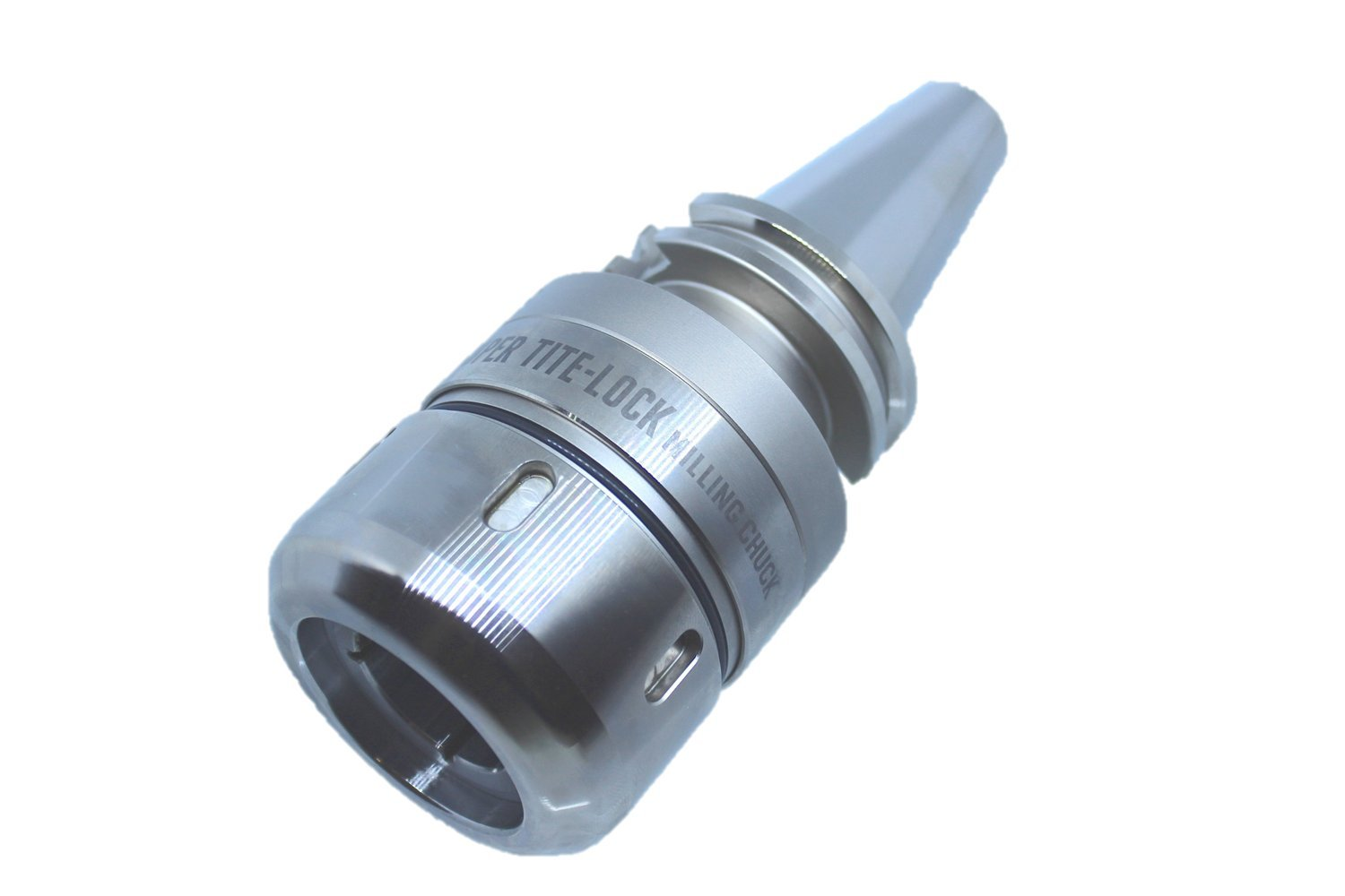 BT40-CT32S-120 - Super Tite-Lock Milling Chuck - 32mm ID, 120mm Projection Length - Center-Thru Coolant Sealed