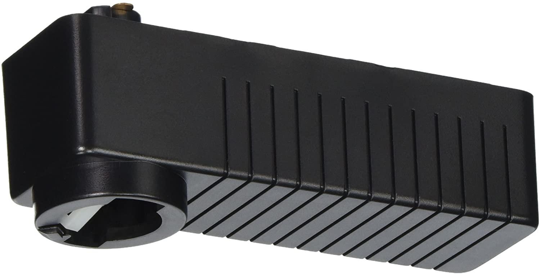 Juno Lighting Group T538BL Incandescent Trac-Master Electronic Transformer, 75 watts, Black