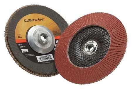 Flap Disc, T29, 7in. x 5/8-11, 40