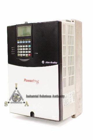 Allen-Bradley PowerFlex 70 VFD 20AD040A3AYNANCN 30 HP, 480 VAC, 3 PH