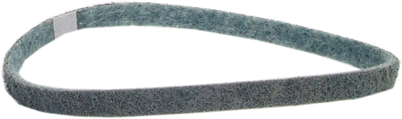 Norton 66261003622 Sander Belts Size 3/4 x 18 Very Fine Grit