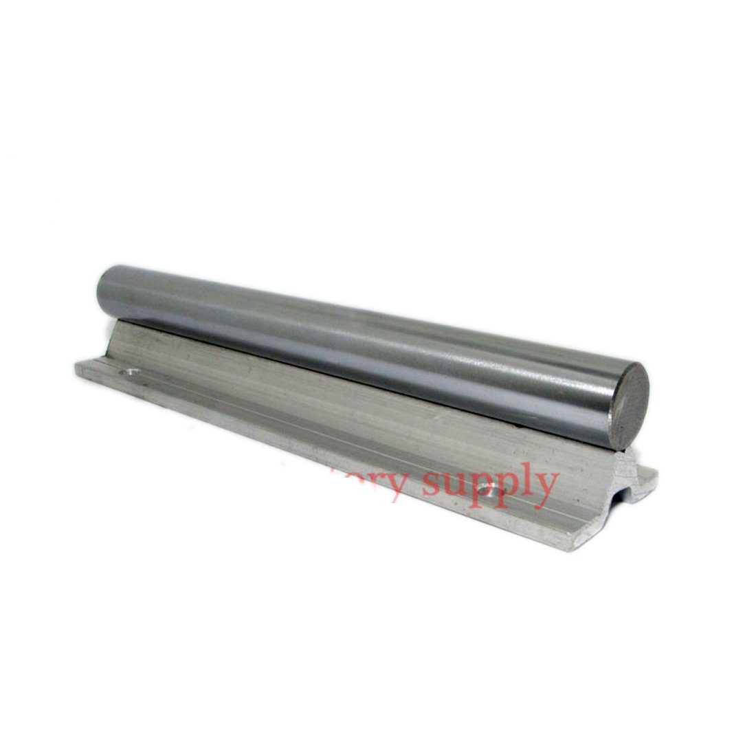 2pcs SBR10 10mm rail L100mm linear guide SBR10-100mm cnc router part linear rail