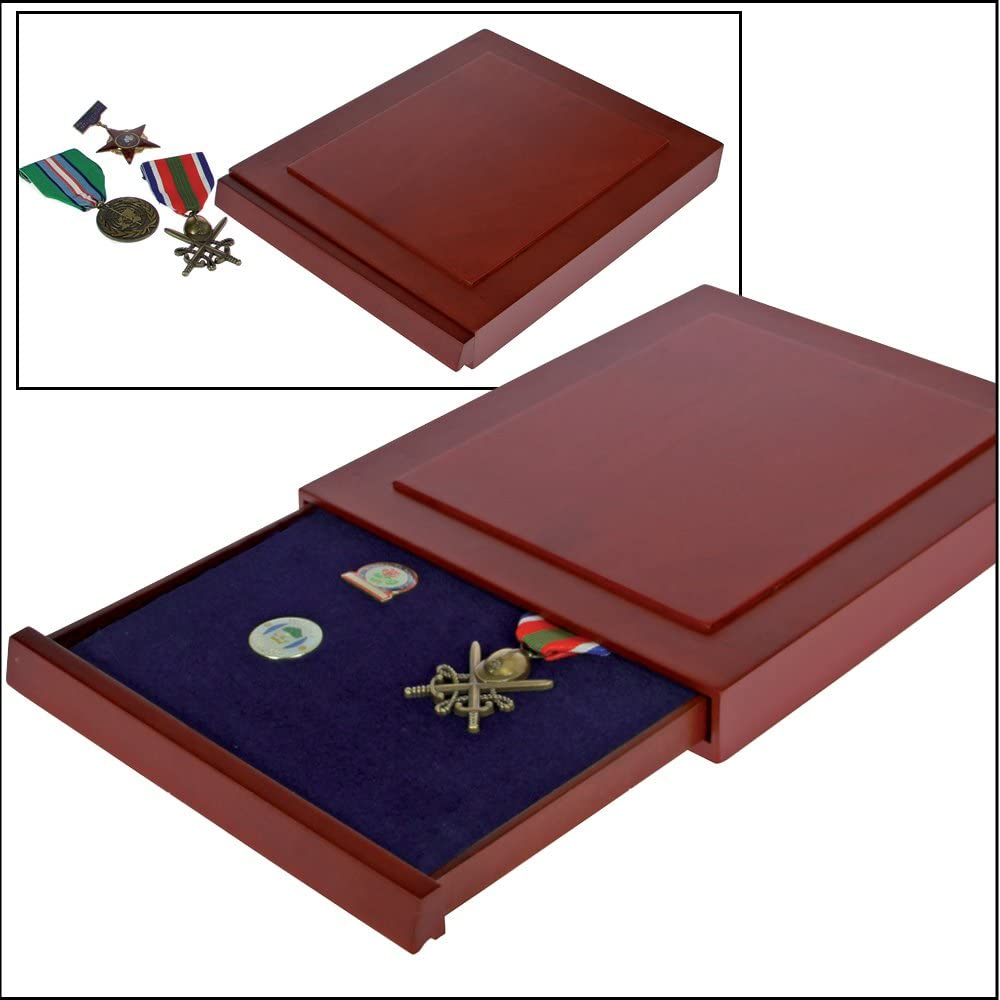 Pin Case - Stackable Wood Drawer for Disney Pins, Olympic Pins & More