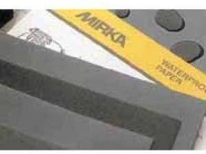 Mirka Abrasives 21-104-P100 Mirka 21 Series 9 in. x1 1 in. Waterproof Sheets