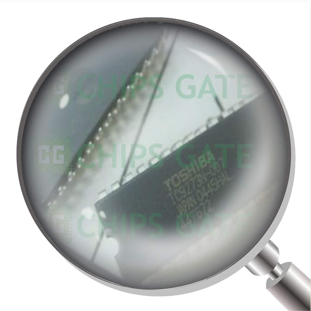 2Pcs TC9273N-007 Encapsulation:Dip-28,Analog Switch Array ICS