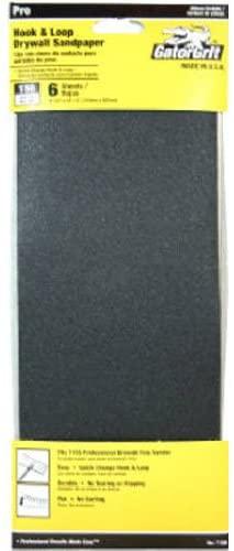 ALI INDUSTRIES 7159 150 Grit Drywall Dry Sandpaper