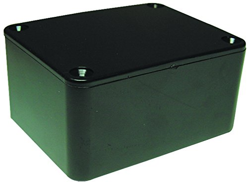 MULTICOMP - T3 - Plastic Enclosure, Box, Small, with Lid, Multipurpose, ABS, 26.92 mm, 75 mm, 51 mm