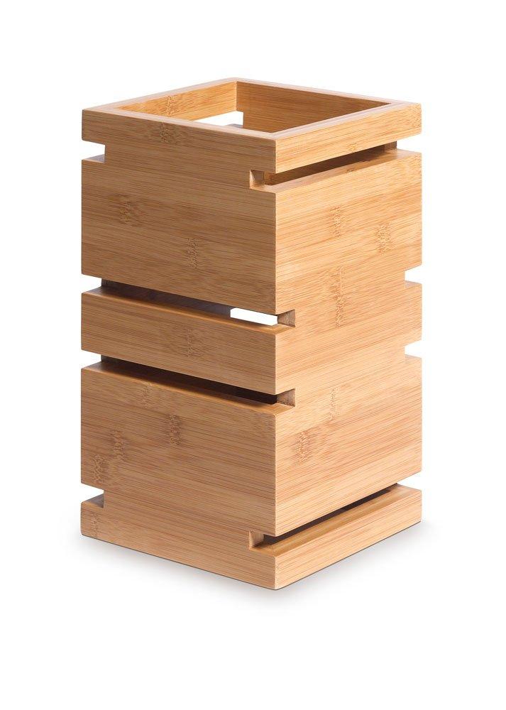 Rosseto SW100 Square Natural Bamboo Skycap Multi-Level Riser, 12