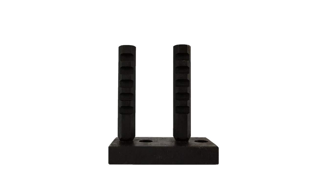 Carver C301136 Tee Slot Heavy Duty 900Mm Base Unit T402-900-1; Destaco Reference: T402-36-1 C301136