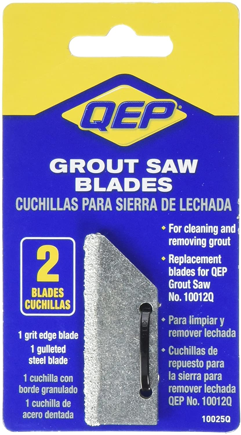 QEP 10025-6 Grout Saw Replacement Blade