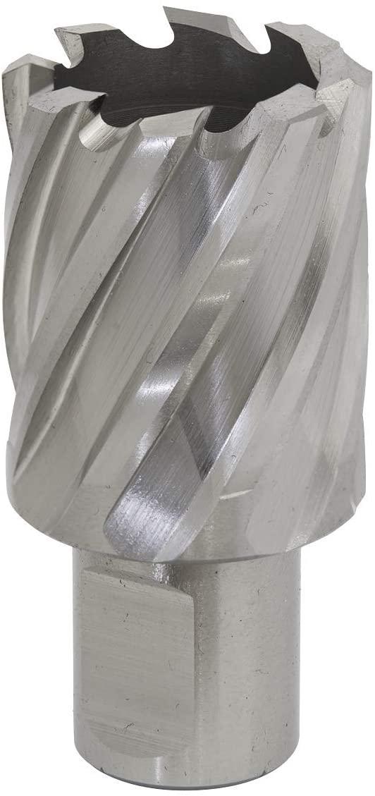 Sealey RBHSS30S Ø30mm Rotabor Cutter HSS - Cut Depth 25mm