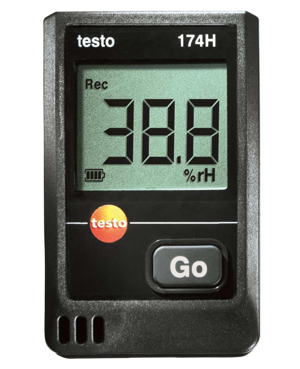 Instrukart Testo 174 H Mini Temperature and Humidity for Shipping Container