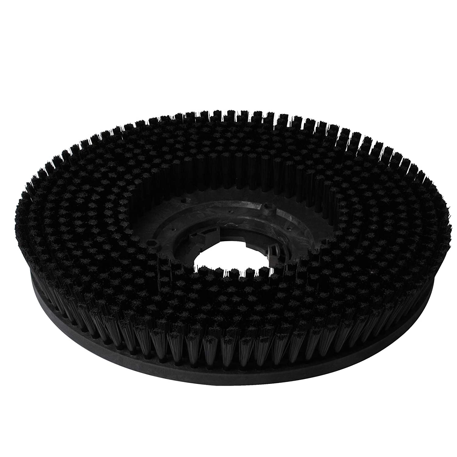 51705A 17 Inch Polypropylene Scrub Brush Commercial by Wadoy Comptible with Cl-arke CFP Pro 17HD Polisher