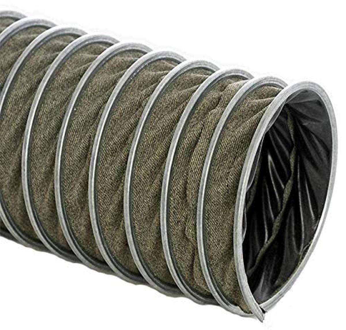 Flexaust Flex-Lok 570-6x25 Plastic Flex-Lok 570-6 6