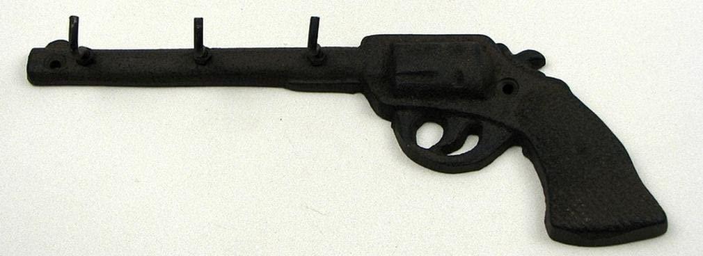 Gun Key Hook
