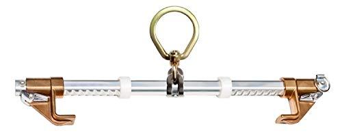 SafeWaze FS-EX210 Lightweight Adjustable Beam Anchor, 3-1/2