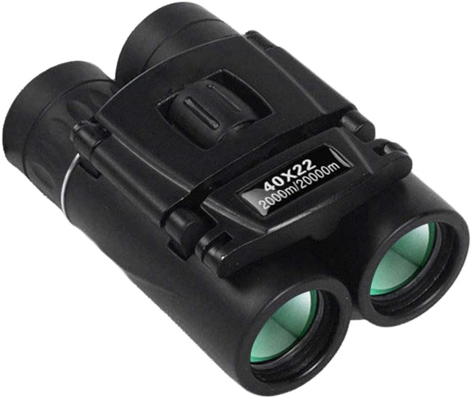 QWERTOUR Professional Hunting Telescope Zoom Military HD 40x22 Binoculars Vision No Infrared Eyepiece Outdoor Gifts