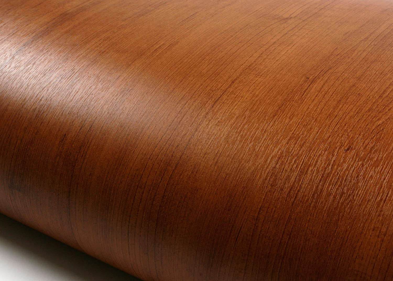 ROSEROSA Peel and Stick PVC Instant Premium Wood Self-Adhesive Covering Countertop Backsplash Sweet Cherry (PG4040-1 : 2.00 Feet X 6.56 Feet)