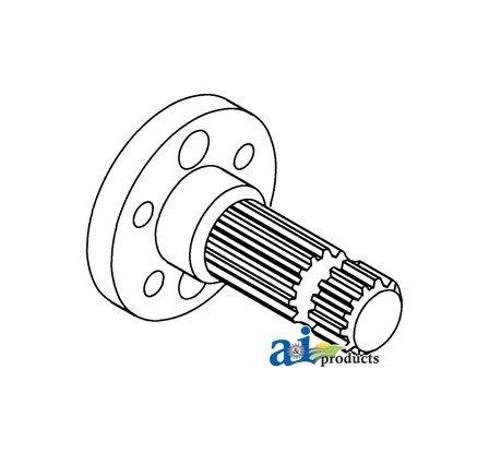 John Deere Tractor 3010, 4010 PTO Shaft 1000 RPM Part No: A-AR28573, AMAR28573, 108902