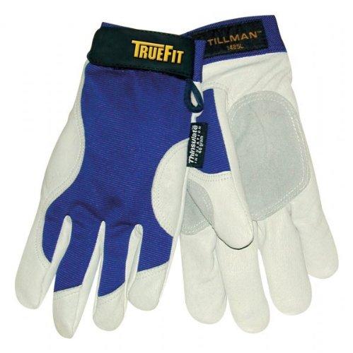 Tillman 2X Blue And Gray TrueFit Top Grain Pigskin