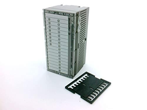 WEIDMULLER DNET-24DI/8DO-0.5A-PK WINBLOC DNET I/O Combination Module, DNET24DI8DO05-PK