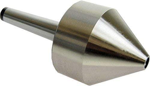 Revolving Live Center Bull Nose MT2 MORSE TAPER 2 Capacity 19 mm to 80 mm - New 2MT - 75 Degree Cone Angle