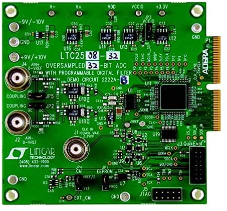DEMO BOARD FOR LTC2512-24, Pack of 1