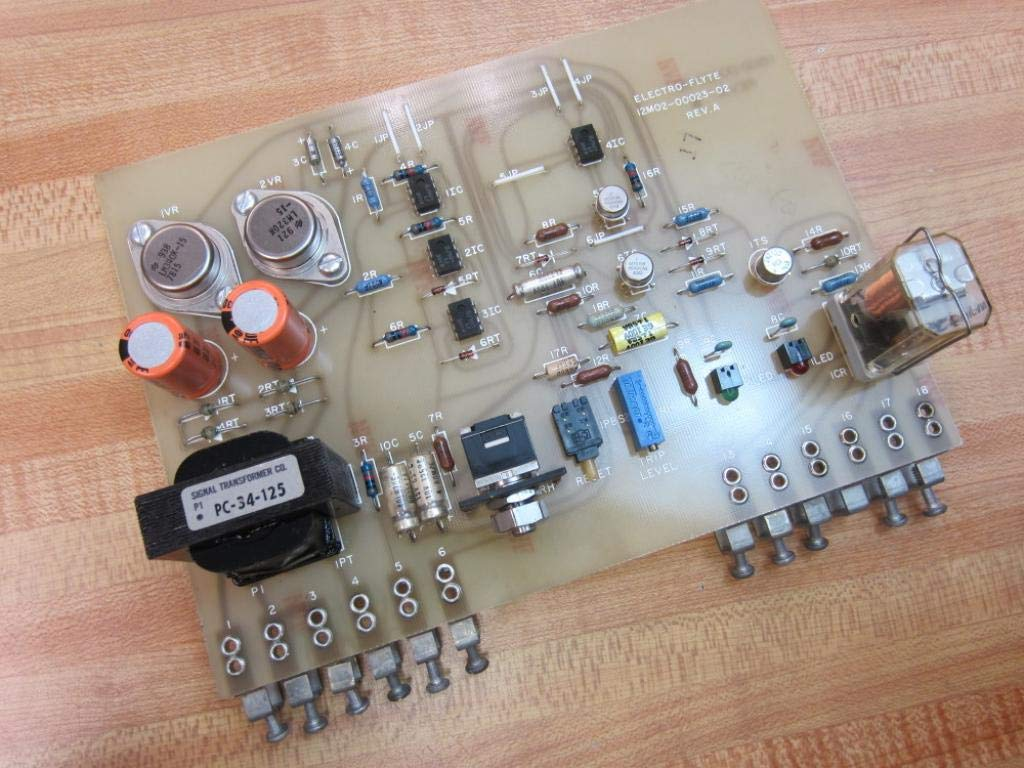 Electro-Flyte 12M02-00023-02 Circuit Board 12M020002302