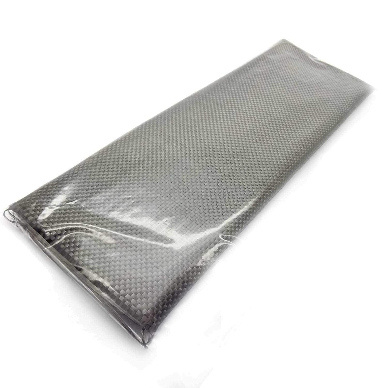1000x300mm 3K Plain Weave Carbon Fiber Fabric Cloth Woven Sheet 200g/m2