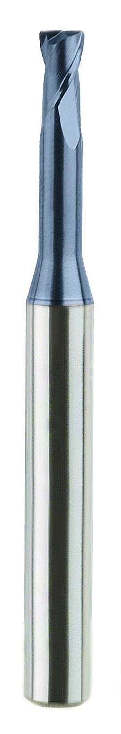 YG-1 GMF19934 4G Helix Corner Radius with Neck End Mill, 2 Flute, 30 Degree