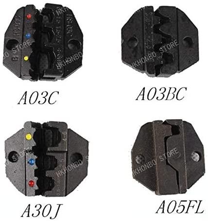 Ochoos Moulds for Crimping plier A03C A03BC A30J A05FL - (Size: A30J)