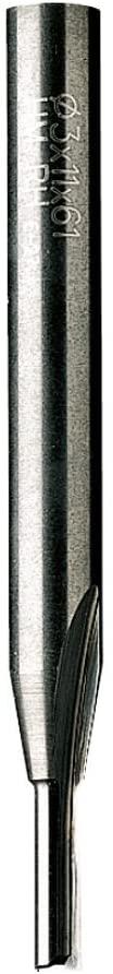 CMT 812.032.11, Solid Carbide Straight Bit, 1/4-Inch Shank, 1/8-Inch Diameter