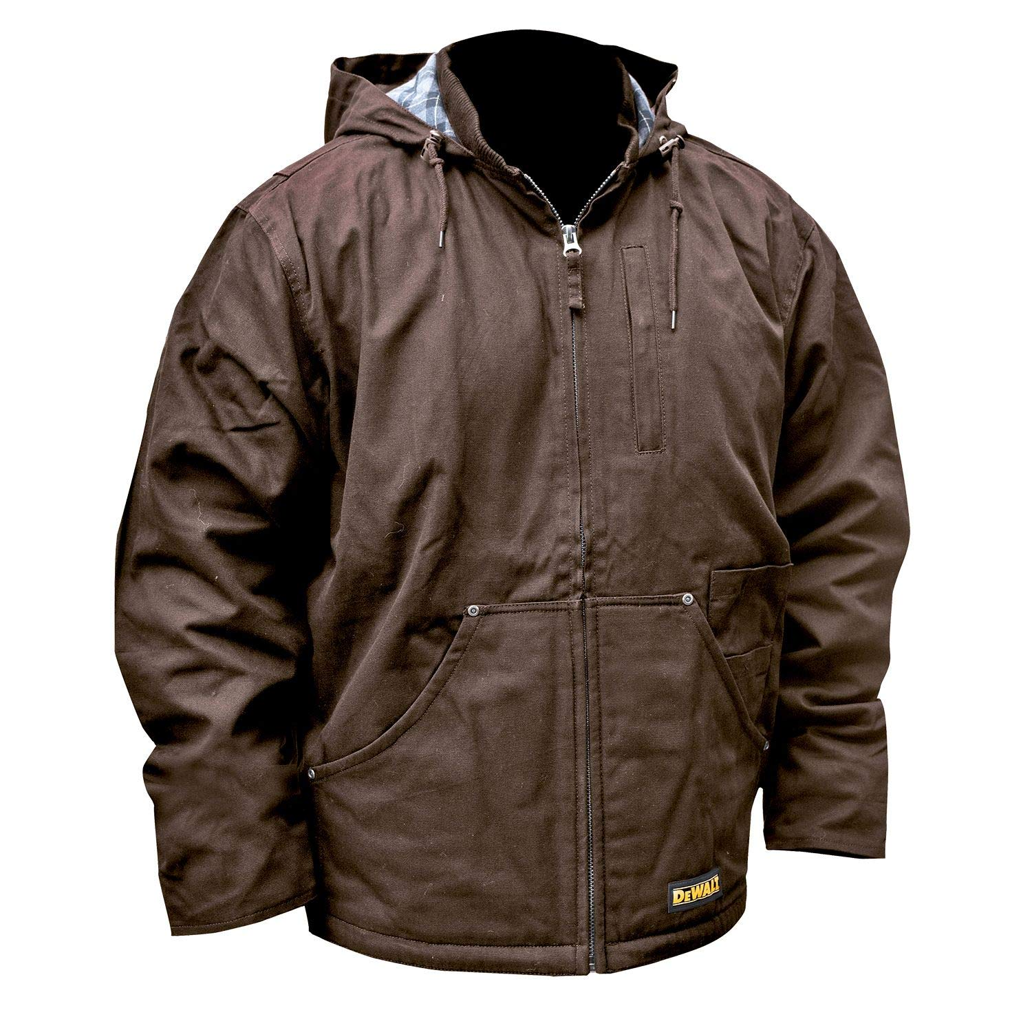 Radians DCHJ076ATB-XL Heavy Duty Tobacco Jacket with DCB092 Power Adapter, X-Large