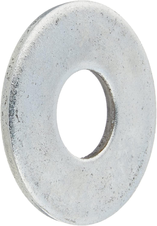 The Hillman Group 270024 Flat Zinc Washers, 5/8-Inch