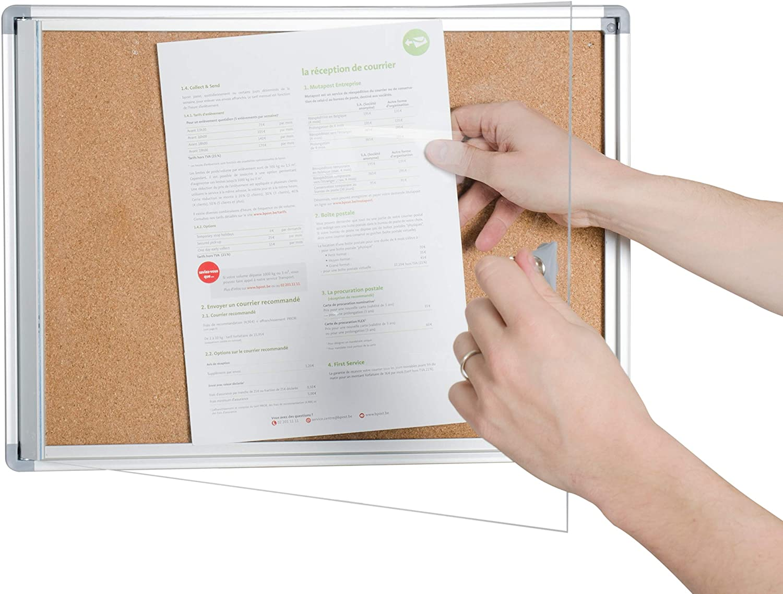 Display Case Metal Base 4 Sheets