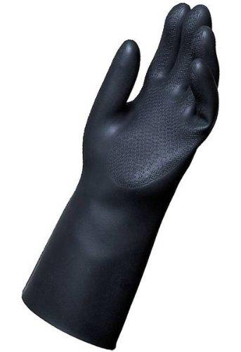 MAPA Chem-Ply N-540 Neoprene Glove, Chemical Resistant, 0.040