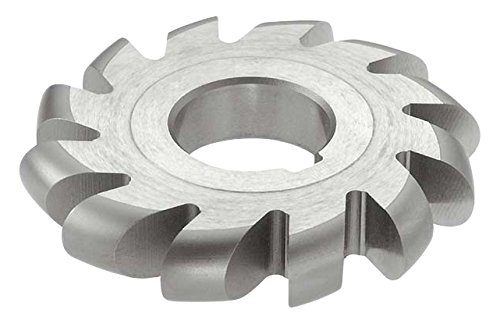 KEO Milling 13760 Large Diameter Convex Milling Cutter,