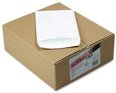SURVIVOR DuPont Tyvek Air Bubble Mailer ENVELOPE,TVK,PDED,6.5X9.5 (Pack of2)