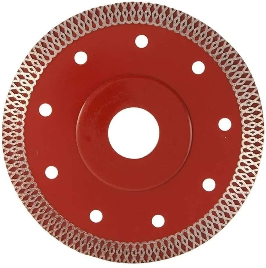 Gulakey Cutting The Sheet 115mm Super Thin Diamond Saw Blade 1.5mm Thickness Cutting Disc Kit For Ceramic Porcelain